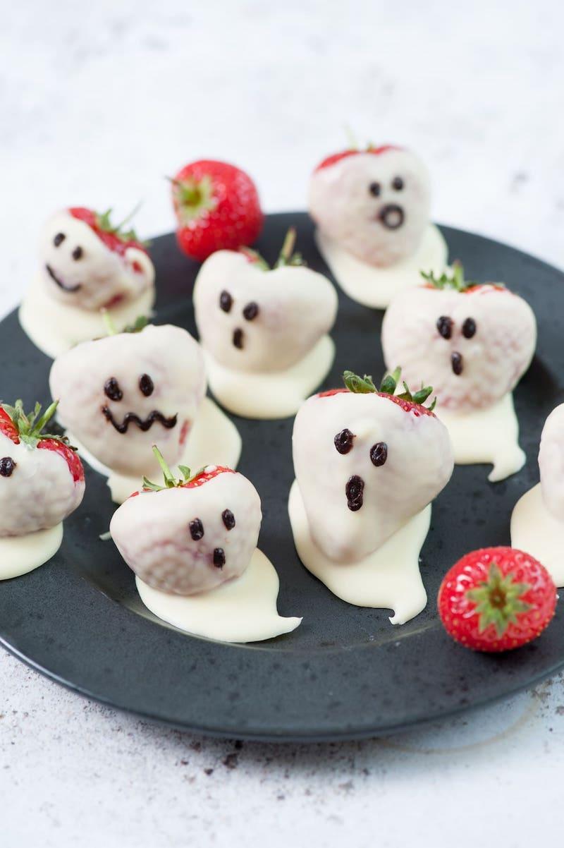 caramelle fantasma di halloween